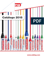 Edding Catalogo 2015