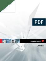 MasterRC Pile Cap Design