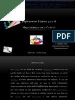 Gestion de Calidad Adelmo Gimenez