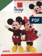 Leisure Arts - 3293 - Mickey and Minnie Dolls to Crochet.pdf