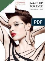 Proffesionals Paris Make Up