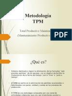 Metodología TPM