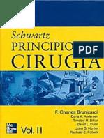 Schwartz - Principios de Cirugia Tomo 2