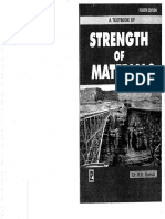 Strength of Material by R K Bansal