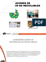 Materiales No Reciclabes Ismocol S.a. V1 - Copia