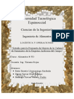 Proyecto Turron de La Mancha
