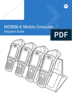 Motorola MC9500 Integrator Guide