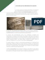Evaluación de La Corrosión en Las Estructuras de Concreto Armado (I)