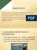 AXIOMAS FINANCIEROS