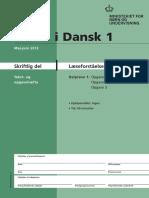 Dansk 1