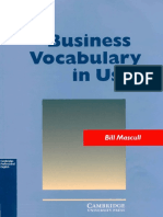 Business Vocabulary