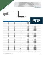 Barra Angular DIN 1028 - En 10056-2
