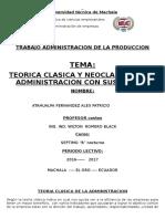 Adm de Produccion