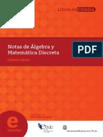 Notas de Algebra y Matematica
