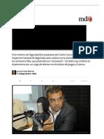 Aranda Quiere Volver, Pero Un Sector Del PJ Se Opone - MDZ Online