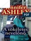 Jennifer Ashley - A Tökéletes Nevelőnő