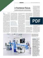 Hospitales Sin Fronteras Físicas -El Mundo