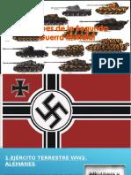 Tanques Segunda Guerra Mundial