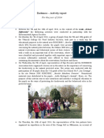Activity Report Eudemos 2013 English