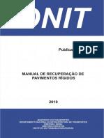 737 Manual Recuperacao Pavimentos Rigidos