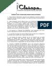 Normas Para Conexiones Domiciliarias Internas