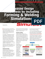 Simufact - Forming & Welding Simulations