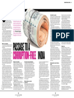 PASSAGE TO A CORRUPTION-FREE INDIA