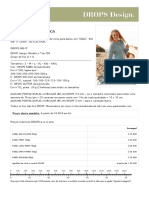 """Skagen - Pulôver raglan DROPS tricotado de cima para baixo, em """"Fabel"""", """"Kid Silk"""" e """"Glitter"""". Do S ao XXXL - Free pattern by DROPS Design"""