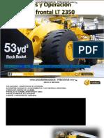Curso Controles Operacion Componentes Cargador l2350 Letourneau