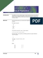 A Temas de Matematicas