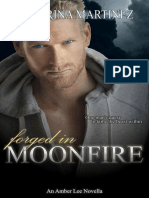 Katerina Martinez - Amber Lee 03 - Forged in Moonfire