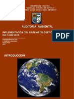 Clase 1 Auditoria Ambiental 1-2016-i