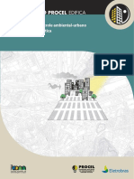 Guia Técnico - Procel Edifica - Planejamento e Controle Ambiental-urbano e a Eficiência Energética