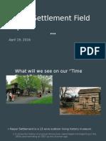 naper settlement presentation