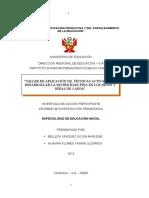 Año de La Diversificación Productiva y Del Fortalecimiento de La Educació1
