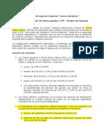 Requisitos Programa Conoce Antamina