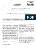 1-s2.0-S0261219407000671-MainEvaluation of Herbicides for Weed Control in Sorghum