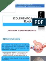Bioelementos y Agua