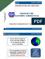 u1 Implementación Sga 2015 II Overview