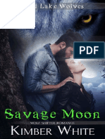 Savage Moon Wolf Shifter Roman - Kimber White