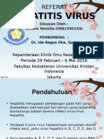Referat Hepatitis Virus