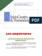 Diseño Humano Arquetipos