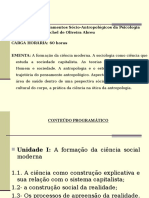 AULA 1- Plano Do Curso Psicologia