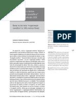 Vergara, 2008 - Ensaio Sobre o Termo Vulgarização Científica No Brasil Do Século XIX