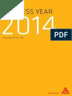 Sika Annual Report 2014 E