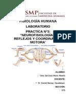 Informe N°3 Lab. de Fisiología