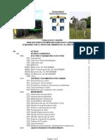 Catalogo de Cuentas BMEZa