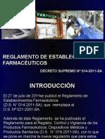 REclamento de EEFF - Clase