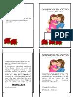 Tarjeta d Einvitacion Nueva