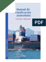 Manual de Clasificacion Arancelaria
